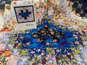 a quilt and a card series #5