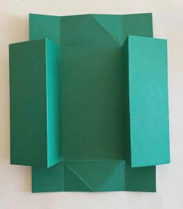 diy basic box card