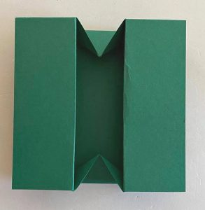 easy diy box card