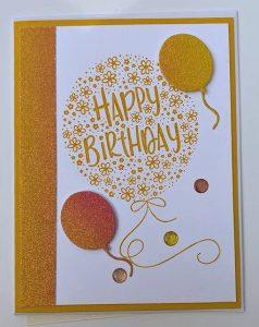 quick birthday card