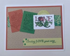 Posted for You Stampin' Up!