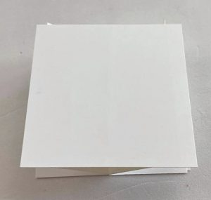 easy fun fold card idea
