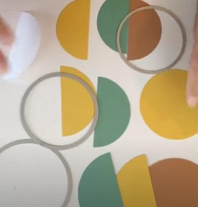 circle dies technique