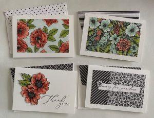 true love designer series paper cards