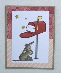 darling donkey valentine