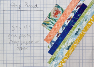 how to make a quilt card