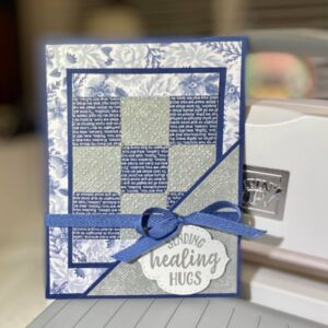 quick and easy quilt card ideas