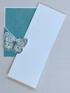 how to make a pocket card