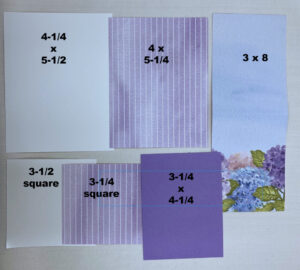 pocket card measurements