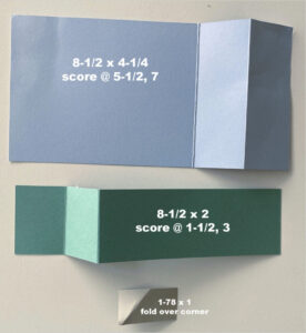 measurements for a wiper card