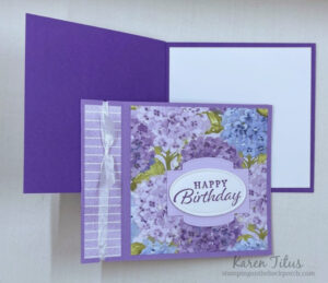 how to make a book binding card