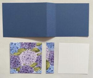 template for a book binding fun fold card