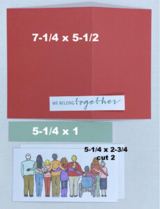united through creativity cards
