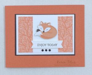 Just Designer Series Paper Cards