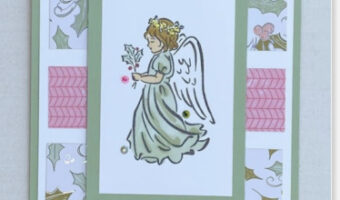 angels of peace card