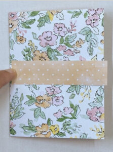 how to make easy trifold cards