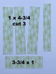 4 x 6 card layout design