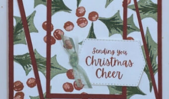 12 Weeks of Christmas Cards #6