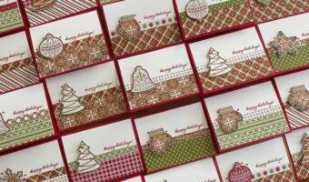 mass producing christmas cards