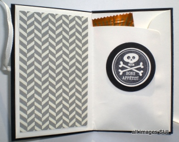 stampin up Halloween project