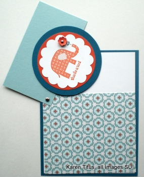quick and easy fun fold card