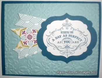 Vintage Verses stamp set