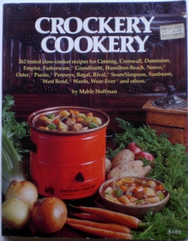 crockpot cookery