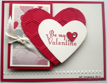 Valentine card tutorial