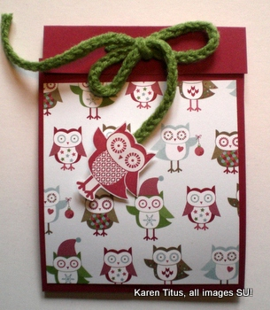 stampin up gift idea