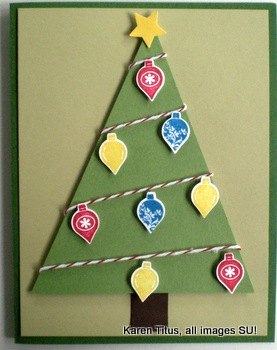 Merry Minis stamp set