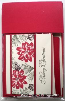 Christmas Card Kit To Go