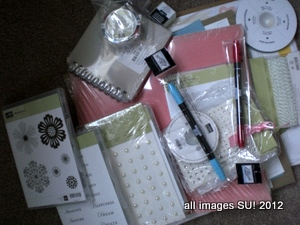 Stampin' Up! convention gifts