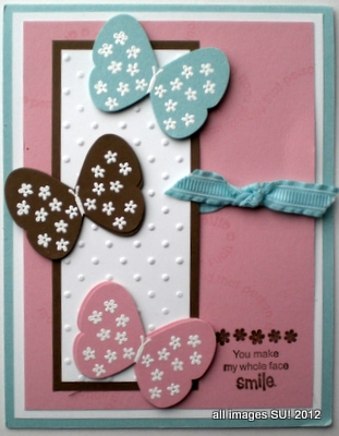 creative card ideas with butterflies