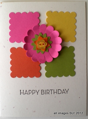 Up punches make a quick handmade birthday card stampin up punches bookmarktalkfo Choice Image