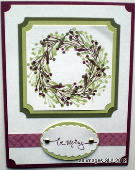 stampinup card gallery