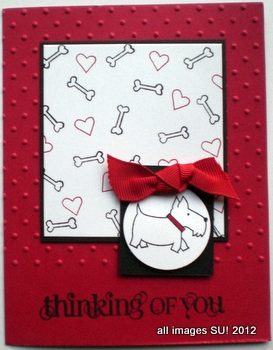 card making ideas with dogs