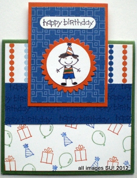 stampin up card ideas for birthdays