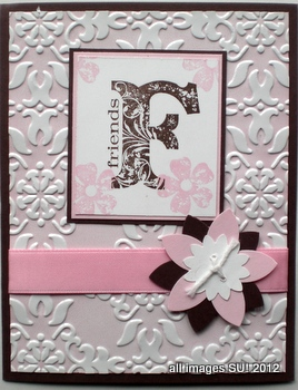 stampin up vintage vogue