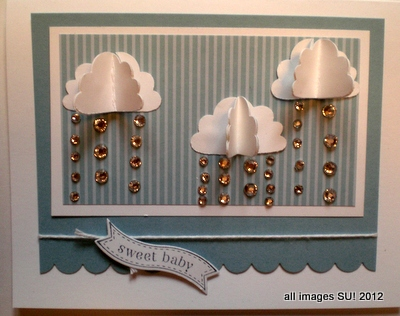 baby shower card idea