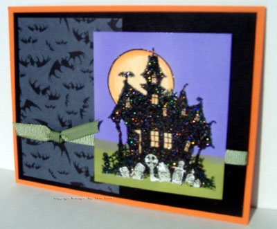 House of Haunts stamp set