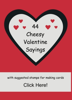 por cheesy valentine sayings